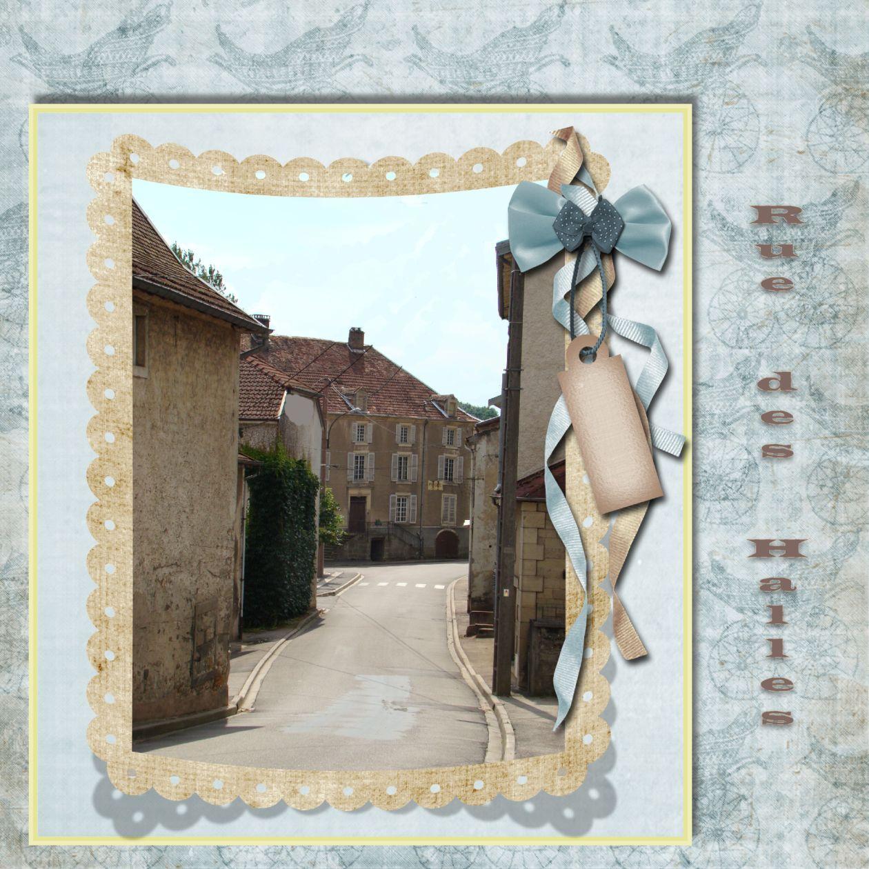 Scrap la rue des halles - Lapeyre rue des halles ...